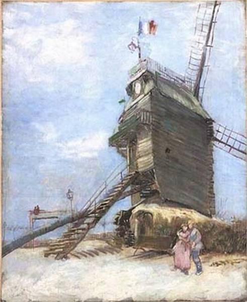 Moulin de la galetter 1886 xx museo nacional de bellas artes buenos aires